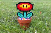 Flor de fuego de Mario de Super