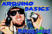 Arduino básico: Hacer sonido