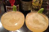 Cómo hacer un Margarita Royale