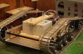 ¿DIY pesado clase R/c vehículo-(electrónica)