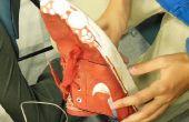 Zapato del patín de reparación