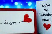 Cómo hacer el mejor día de San Valentín tarjetas para su BF o BFF