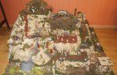 Navidad Belén aldea