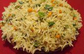 Cómo cocinar arroz derecho