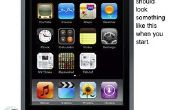 Sin ataduras Jailbreak Instructable para iPhone/iPod