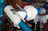 Soporte de reparación de bicicleta Banco de trabajo con ajuste del ángulo