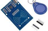Lector RFID de Arduino / Turorial MFRC522