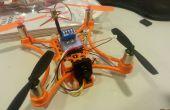 Quadcopter FPV pequeña y relativamente barata