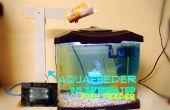 AquaFeeder: Un alimentador de peces automatizado