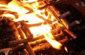 Cabaña al aire libre Ultimate fuego