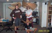 Cómo hacer un barco de Sombrero/sombrero!