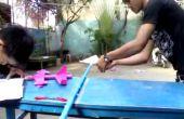 Soplete - papel avión lanzador