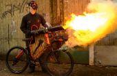 Bicicleta a prueba de Zombie