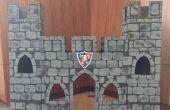 Foto Cabina de castillo para los niños de la sierra