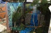 Diorama de la selva
