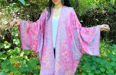 Paso 3 Kimono