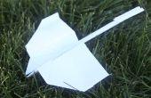 Mejor avión de papel