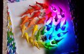 Muro de arco iris Koi: Versión 2.0