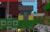 Minecraft como para hacer un bajo fortaleza