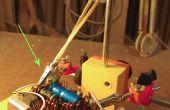 Truco para desoldar los componentes de agujero (adaptación)
