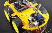 ¿Instalación de Bluetooth multifunción coche Smart para Arduino controlado por teléfono móvil