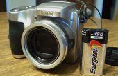 Barato adaptador de corriente para mi cámara Digital