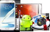 Cómo se pierden archivos de Android libre