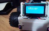 Cuerpo 3D para los pequeños no tripulados vehículo terrestre
