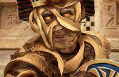 Fotomanipulación momia