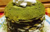 Cómo cocinar los franceses molinos pastel de Crepes