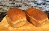 Pan de suero de leche fácil
