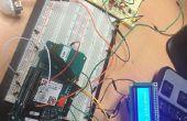 Sistema de seguridad alarma GSM