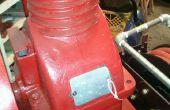 Vintage Curtis compresor de aire