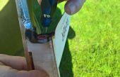 Modelo de avión del estoque encendedor