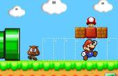 Super Mario PowerPoint juego de Quiz - Juegos para profesores de inglés (ESL)