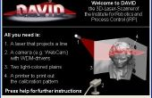 Escáner 3D David