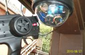 DIY Pan & Tilt cámara de seguridad