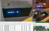 Negro caja - Arduino Mega, último escudo GPS + LSM303