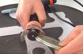 Cómo hacer una cubierta protectora de seguridad Mini DREMEL