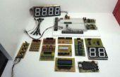 Sistema de desarrollo para microcontroladores PIC y AVR