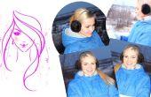 Cómo hacer FURRY orejeras