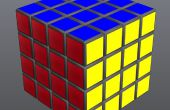 Resolver el cubo de rubiks 4 x 4, fácil!