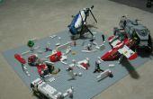 LEGO Battle escena 1