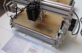 Grabador del laser 2.5w A5