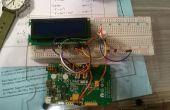 Control de LCD con placa de LinkIt uno