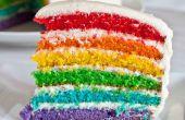 Cómo hacer el mejor pastel de arco iris!