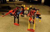 Quadroped Robot - (conjunto NIOSII)