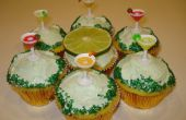 Cupcakes de Margarita