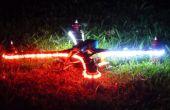 Luces RGB control remotas