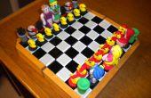 Juego de ajedrez clásico juego de Video